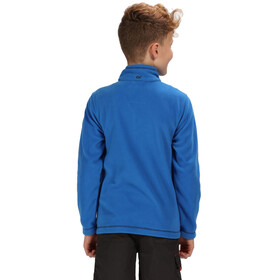 Regatta King Fleece II Fleece Jacket Kids, oxford blue/navy